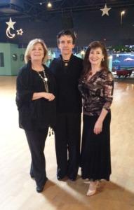 Lori, Butler, and Catherine